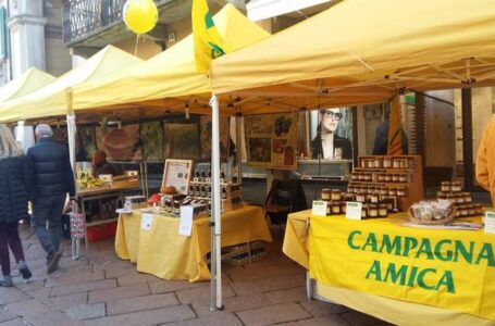 Due mercatini bio aperti grazie a Coldiretti