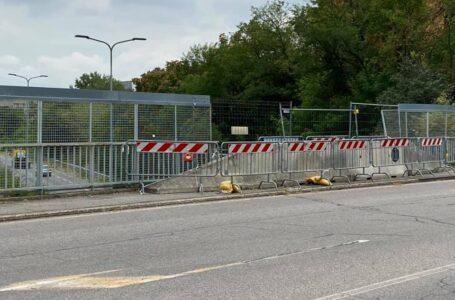 Ancora distrutto, dopo un anno, il ponte sulla Milano-Meda