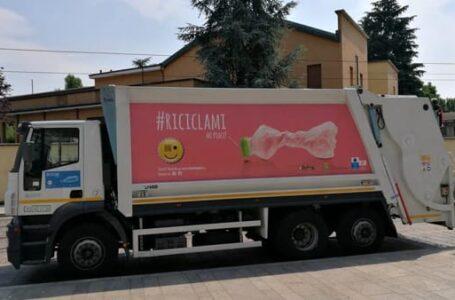 Raccolta differenziata, premiata la campagna di Nord Milano Ambiente