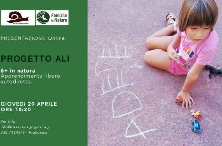 Educazione nella natura, nasce il progetto ALI per i bambini di Cinisello