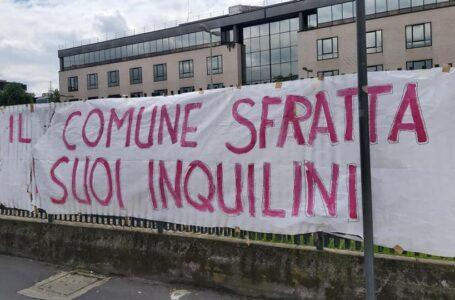 """A Sesto un presidio per l'emergenza sfratti. """"Il Comune inesistente"""""""