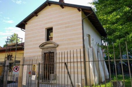 L'antica chiesetta e il restauro che rivela nuove scoperte