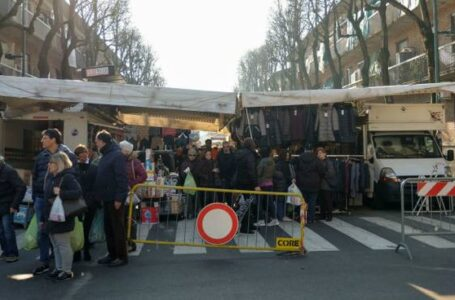 Sesto, scontento tra gli ambulanti dei mercati