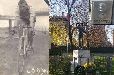 Carlo Oriani da Balsamo e la memorabile vittoria al Giro del 1913