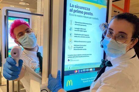 L'impegno di McDonald's a Cinisello: solidarietà e progetti plastic free