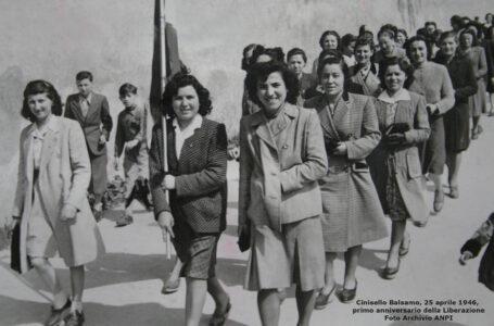 Maria, Dina, Ines e le altre partigiane che fondarono l'UDI a Cinisello