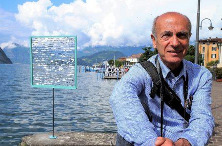 Lo spazio-tempo di Lasalandra, artista poliedrico che vive e crea a Cinisello