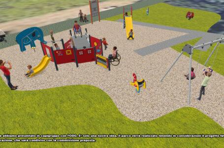 Un parco inclusivo a Cormano. La proposta dei genitori accolta dal consiglio