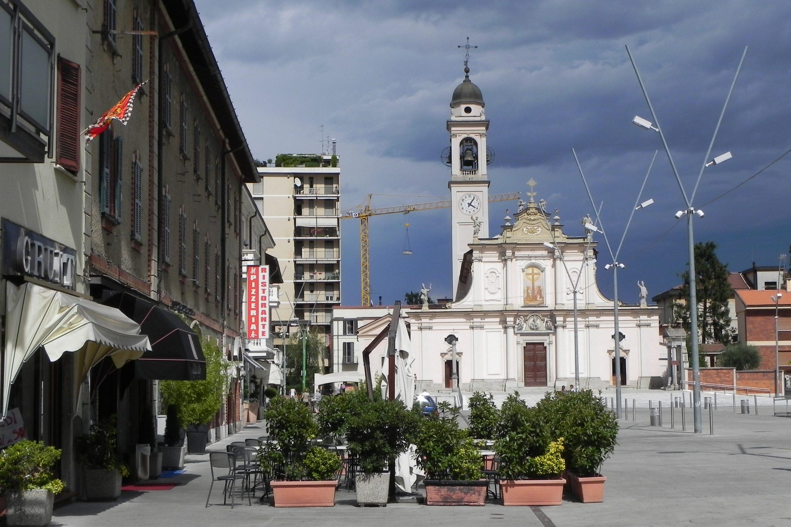 Food e bancarelle, a Cinisello il week end è per la strada